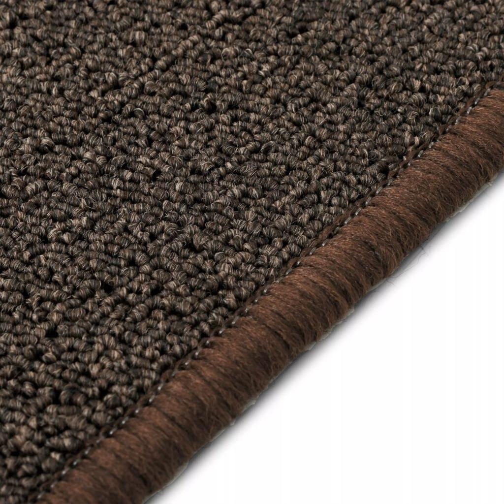 alfombra de penachos 160 x 230 cm Brown Otros Textiles para el hogar