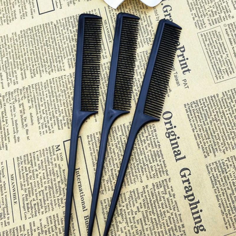 peignes queue navySalon Outils de beauté professionnels Arancia lange staartkam peignes queue style décontracté meilleur peu coûteux meilleur XSR occasionnel bon marché