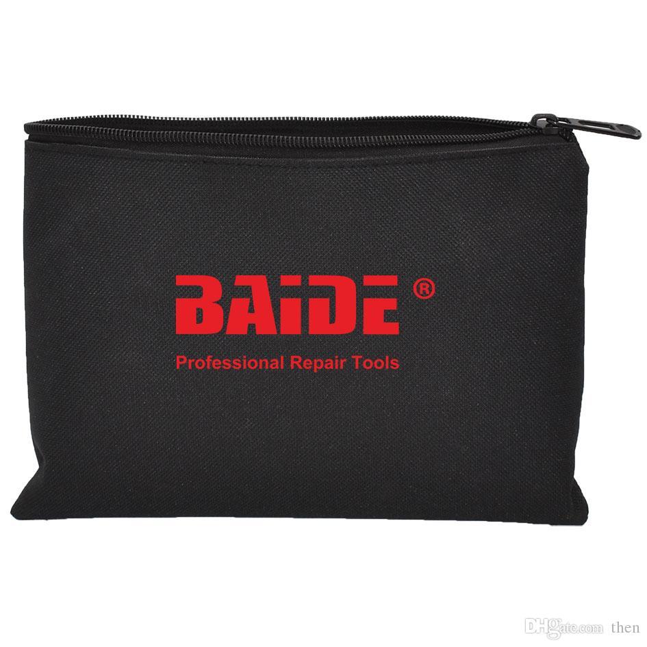 23 × 16 سنتيمتر مخصص الأسود للماء أكسفورد القماش حقيبة سستة أداة تخزين حالة الحقيبة أدوات كيت حقائب بالجملة 100 قطعة / الوحدة