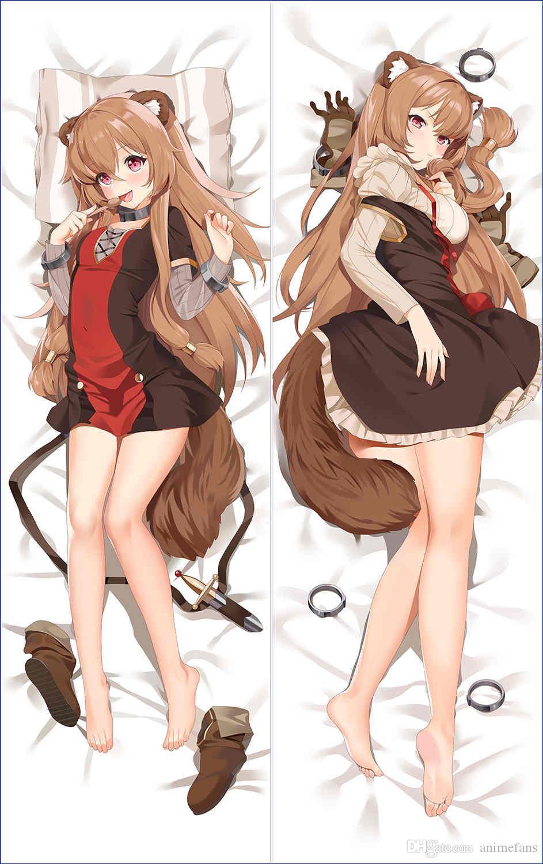 firo tate no yuusha no nariagari anime Characters sexy girl Filo body pillow cover pillowcase raphtalia Dakimakura