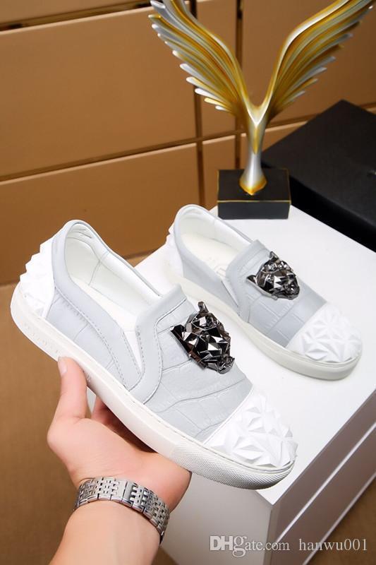 Costo de envío al por mayor Zapatillas de deporte de lujo Arena para hombre Marcas favoritas Zapatos de suela negra de alta calidad a un precio asequible hy18032105