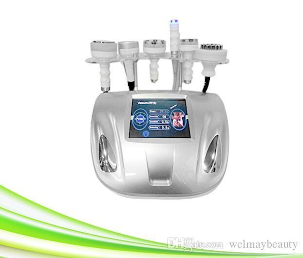 Çok fonksiyonlu 6 1 ultrasonik liposuction kavitasyon kilo kaybı ultrasonik kavitasyon rf makinesinde