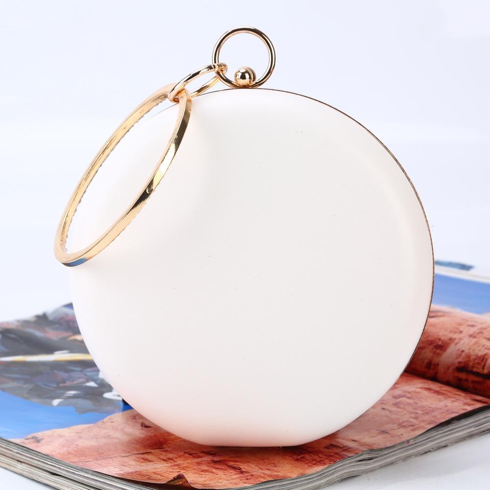 Borsa Pearl vestito convenzionale da banchetto borsa cena cambiamento mano delle donne del vestito da sera delle donne rotonde del pasto