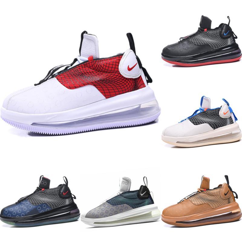 2020 Vagues cuir et tricot de sport Low Cut originaux Chaussures Waves Tous Air Zoom Cshioning Hauteur Chaussures augmentation