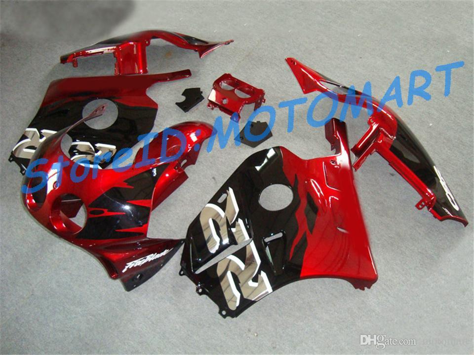 ABS Inyección para HONDA CBR 250RR CBR250RR 94 -99 MC19 MC22 250 CBR250 RR 1994 1995 1996 1997 1998 1999 Carenado HOA12