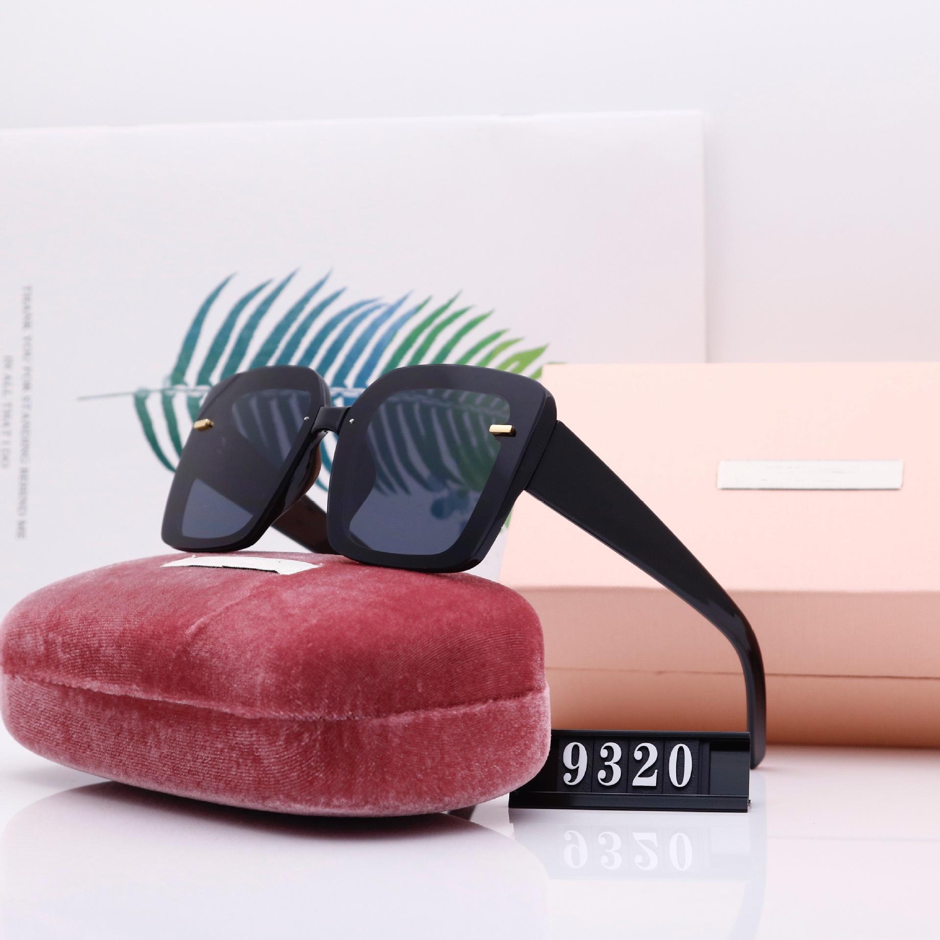 최고 품질의 패션 유리 렌즈 명품 선글라스 UV 400 개 선글라스 남자 선글라스 빈티지 금속 스포츠 태양 안경의 경우