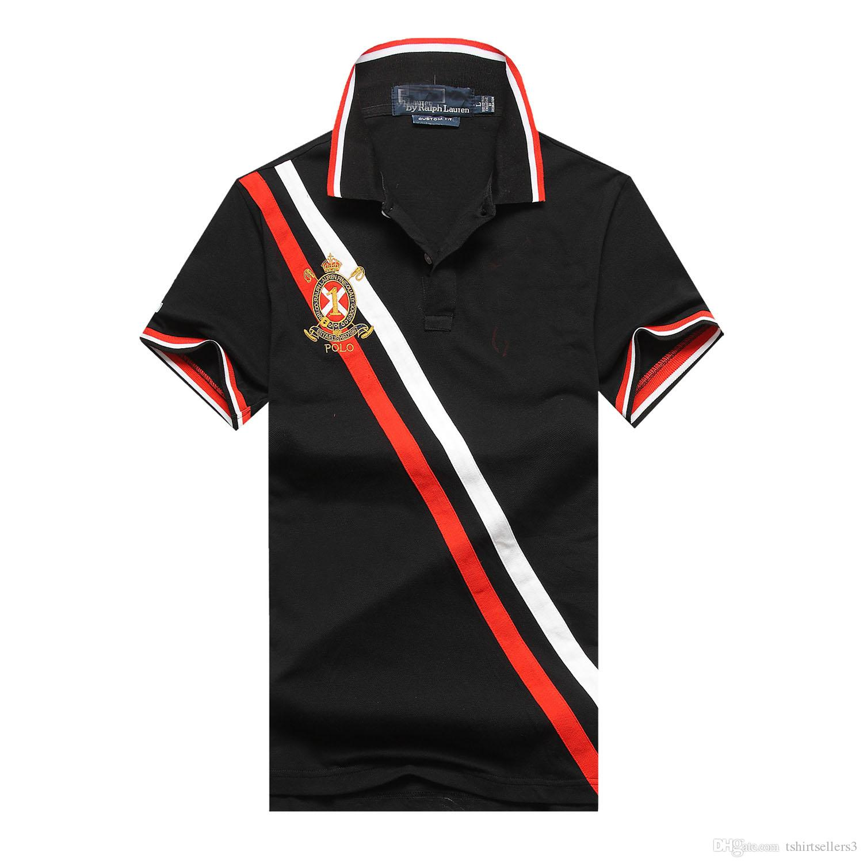 무료 배송 2019 신작 입하했습니다 로얄 에티켓 반팔 티셔츠 남성 티셔츠 100 % 코튼, 배송비 할인