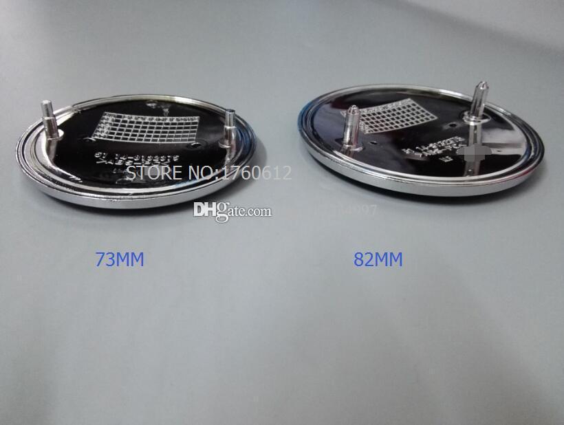 3 x BMW Full Noir 82mm//74mm//45mm capot//coffre//volant Badge Set