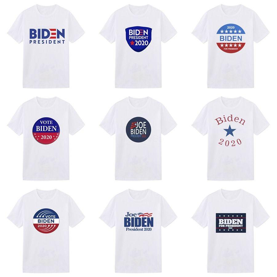New Biden T Shirts For Men Long Sleeve Cotton T Shirt Hba T Shirt Classics Tee Shirt Mens Designer Clothing #292