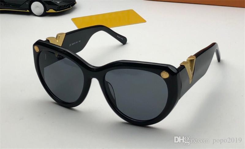 جديد مصمم أزياء النساء نظارات شمسية 2113 عين القط إطار بسيط النمط الشعبي حماية UV400 النظارات الجملة أعلى جودة