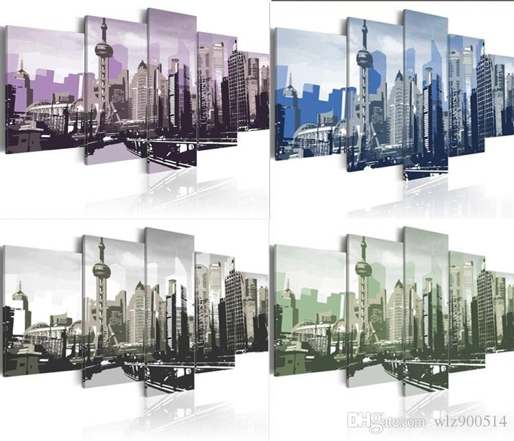 home wall of.htm 2019 5 panels hot canvas print pearl of the orient poster modern  2019 5 panels hot canvas print pearl of