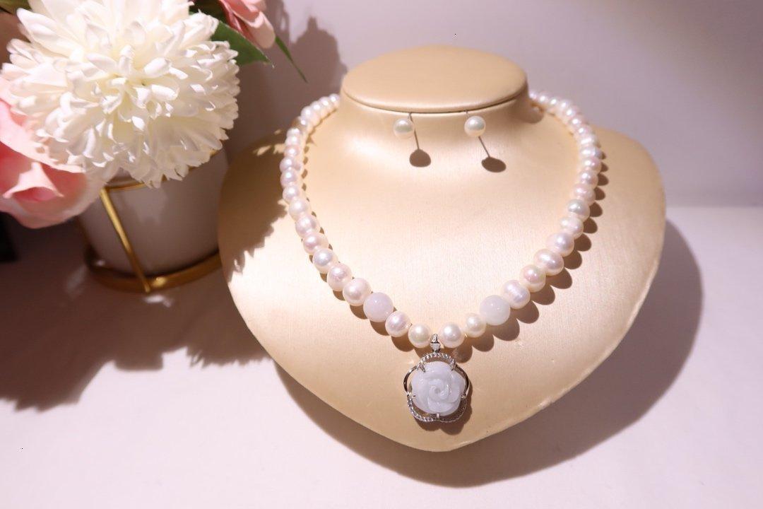 alta qualità 2020 moda femminile gioielli collana con il vestito da partito migliore gioielli fascino splendido ciondolo collana 4J1M2LQG