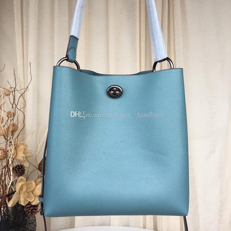 дизайнерская роскошь crossbody сумки на ремне сумки 19 новый стиль обычная леди блестки ведро Сумка натуральная кожа