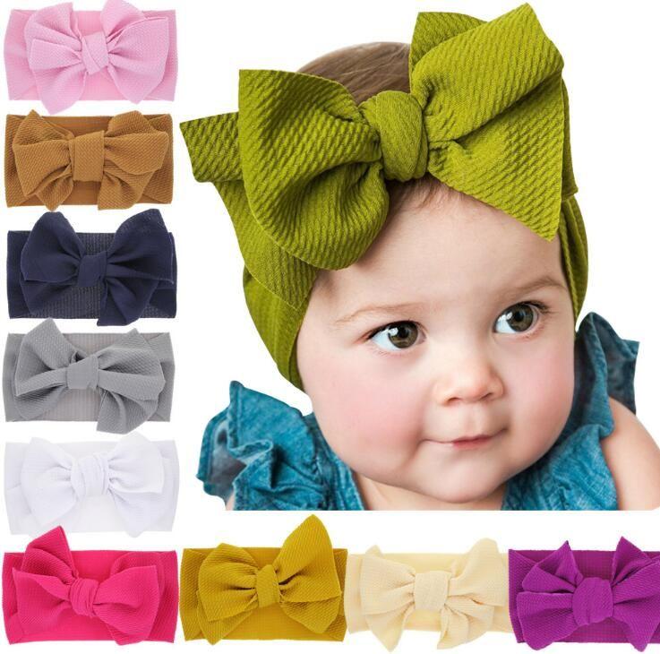 Bébé Enfants Filles Bandeau Bandeau Bijoux De Cheveux Fleurs boucle tressé