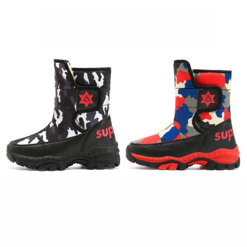 Boys Winter Boots Kids Snow Boots