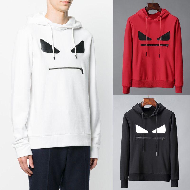 Мода Дизайн Толстовка Мужчины Пот пуловер Casual Cotton Hoodie Top Man длинным рукавом Толстовка Мужская Перемычка