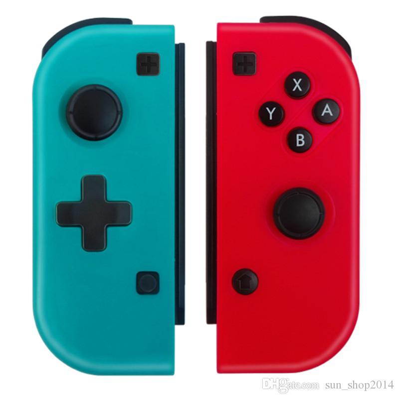 Bluetooth Gamepad Pro Controller için Anahtarı Pro Konsol Anahtarı Gamepads Denetleyicileri Joystick oyunu için