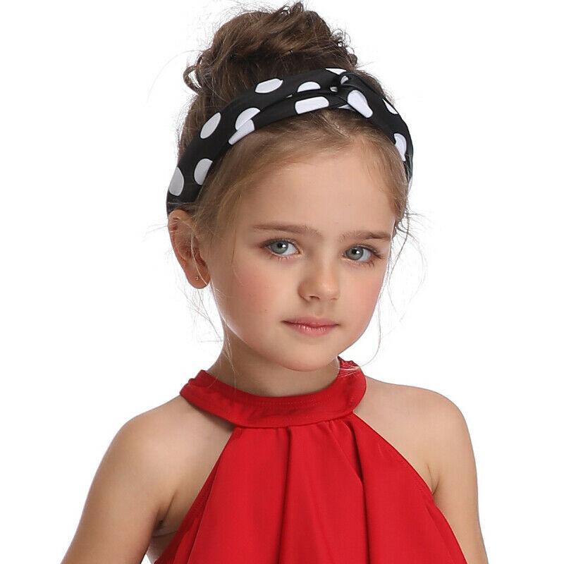 Abbastanza ragazza delle donne Headwear stampa Vintage Boho Head Band Flower Stampa capelli elastici elastico di stirata Hairband Ragazze Turbanti