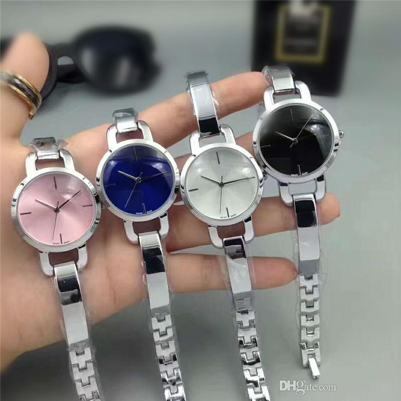 Hot sale Luxury Casual women watches Top AR woman designer quartz wristwatches small Dial works clock for girls ladies lovers best gift