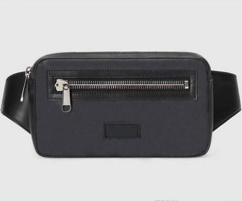 2020 Echtes Leder G Name des Mann-Tasche Designer Umhängetasche Berühmte Herren Kreuz Bodys Designer Hüfttasche Mode Herren Umhängetaschen