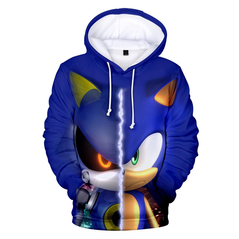 2020 Anime Sonic The Hedgehog Cosplay Costume 3d Printed Funny Hoodie Men Women Casual Sweatshirt Streetwear Hip Hop Children Clothes From Zhouzhaoyu 13 30 Dhgate Com
