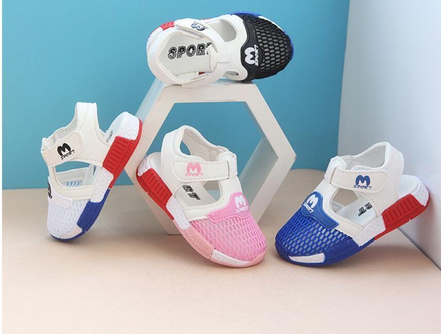 Baby Infant Kids Girl Boys Soft Sole Crib Toddler Newborn Sandals Shoes Children's Sandals For The Boy Baby Fantasy