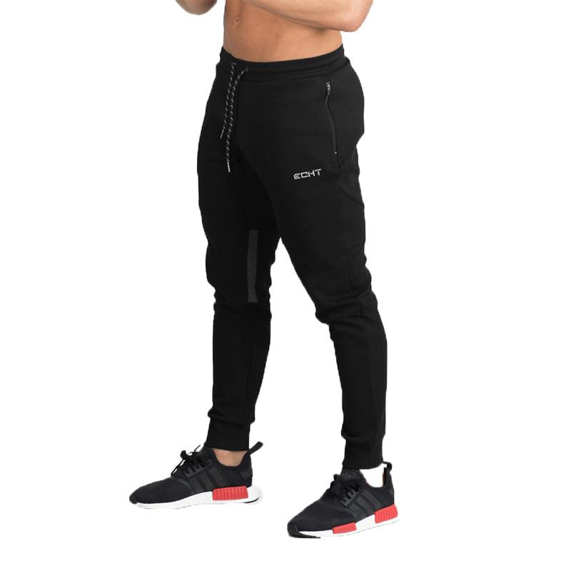 Fashion Men Sweatpants Casual Streetwear Joggers Pants Men Fitness Bodybuilding Trousers Men Military Joggers Male Gym Clothing Y200116