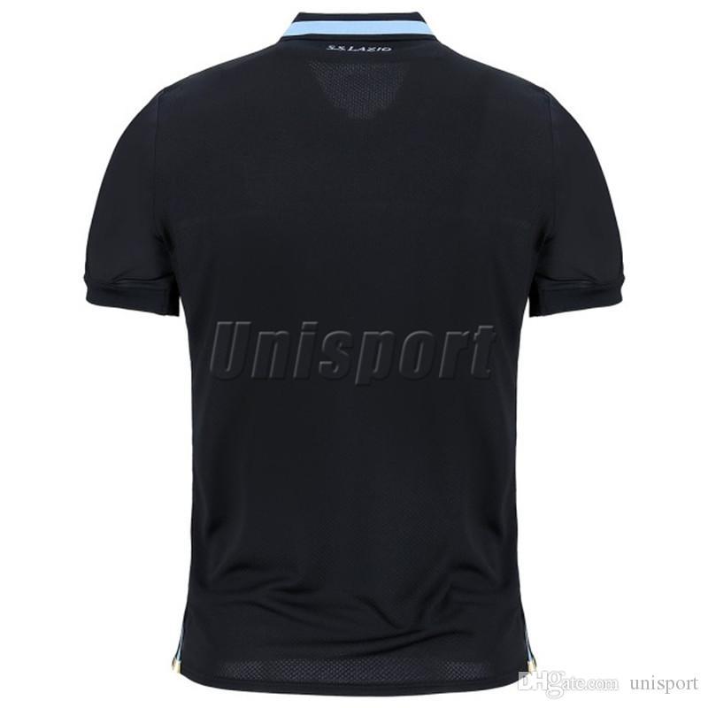 041bda796 2018 19 SS Lazio Camisetas De Fútbol Immobile Parolo J.Correa Futbol  Camisetas Football Camisa Kit Maillot Por Unisport