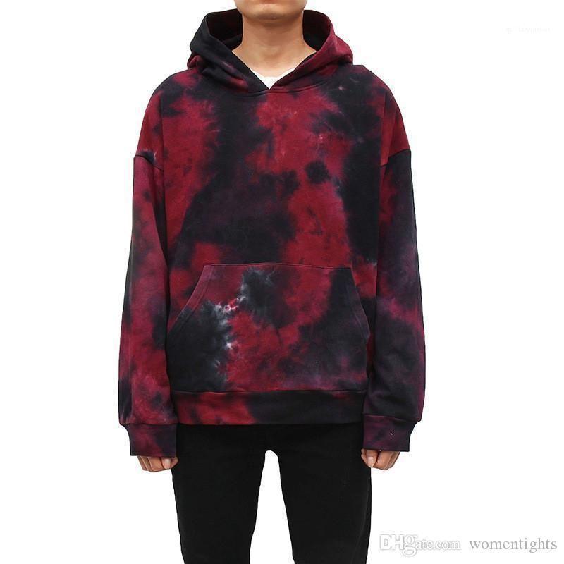 Mens Hoodies Casual Long Sleeve Males Clothing Mulit Color Mens Designer Hoodies Fashion Pullover Big Pocket