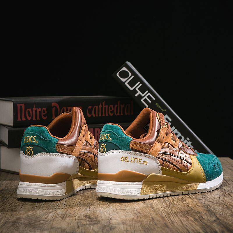 Scarpe Mizuno Running Asics X Afew X Beams GEL LYTE III Scarpe Da Corsa Da Uomo Original Asics Best Quality Scarpe Da Donna Di Design Sneakers