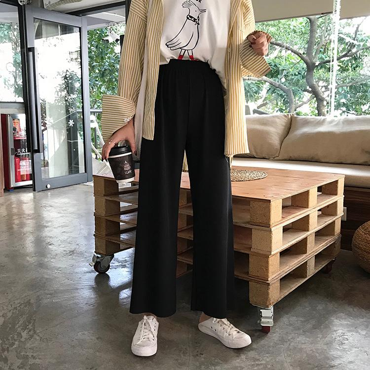 النساء الملابس الداخلية الجديدة منزوع بنطلون عارضة ارتفاع الخصر الساق واسع سراويل داخلية تسع نقاط مستقيم بانت سيدة Capris