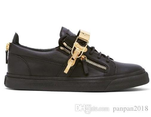 10 nouveaux styles arrivée marque italienne faible chaussures de mode haut hommes femmes en cuir véritable chaussures de sport de haute qualité, plus la taille 35-47