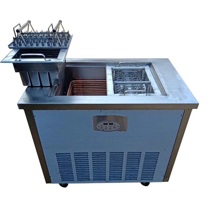 Professional new best quality double-mode popsicle maker popsicle maker sells refrigerant ice cream machine for sell