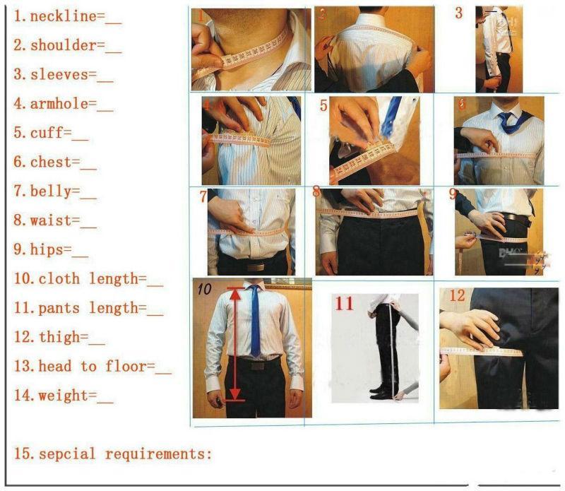 وصول جديدة زر واحد رفقاء العريس شال التلبيب العريس البدلات الرسمية الرجال بذلات الزفاف / حفلة موسيقية أفضل رجل السترة (سترة + سروال + سترة + ربطة عنق)