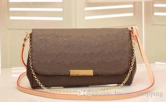 جديد فاخر سلسلة حقائب الكتف جودة عالية رسول حقيبة الأزياء مصمم المرأة حقيبة اليد 40718
