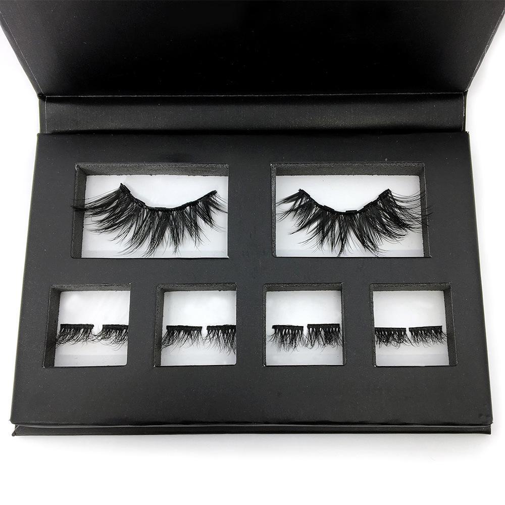 Magnetic Eyeliner Magnet False Eyelashes for Eyelash Set Magnetic Eyeliner 2-Pack Magnet False Eyelashes