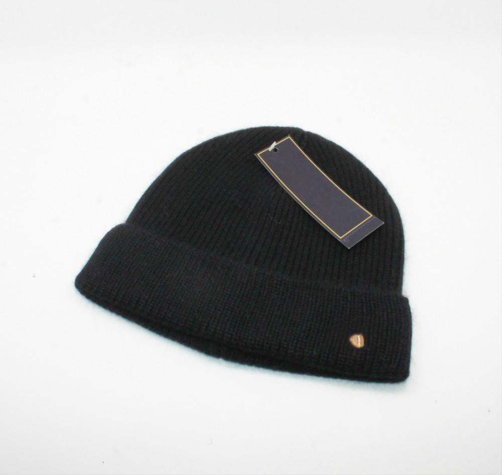 Bonnet de laine Hat Les hommes et les femmes tricot chapeaux d'hiver garder au chaud chapeaux Knitting Hat