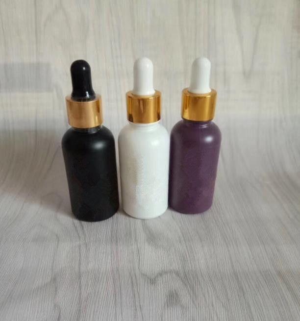 Soins du visage 24k or rose Elixir volcanique Elixir SkinTune Blur Hydratante 30ml visage Huile Essentielle violet blanc XXP31 vert noir