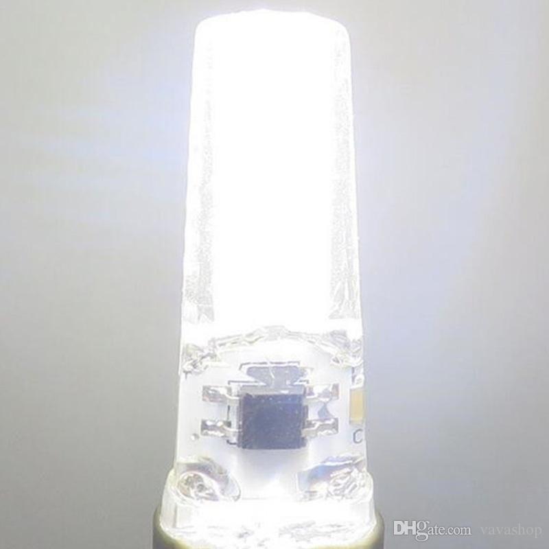 OMTO G4 2W 250lm COB 1505 DC12V LED Light Bulb Waterproof Halogen 20W Bi-pin Base Replacement 10PCS