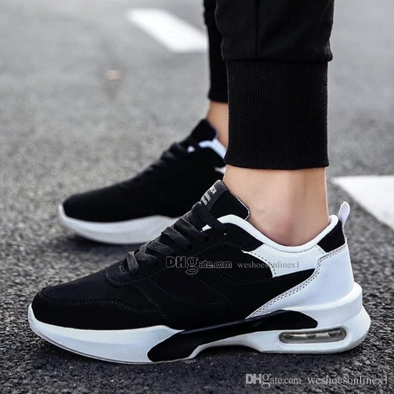 2020 Moda Erkek Ayakkabı Mesh Nefes Sneakers Wlking Erkek Ayakkabı Yeni Rahat Hafif spor ayakkabıları CB20200399 Running