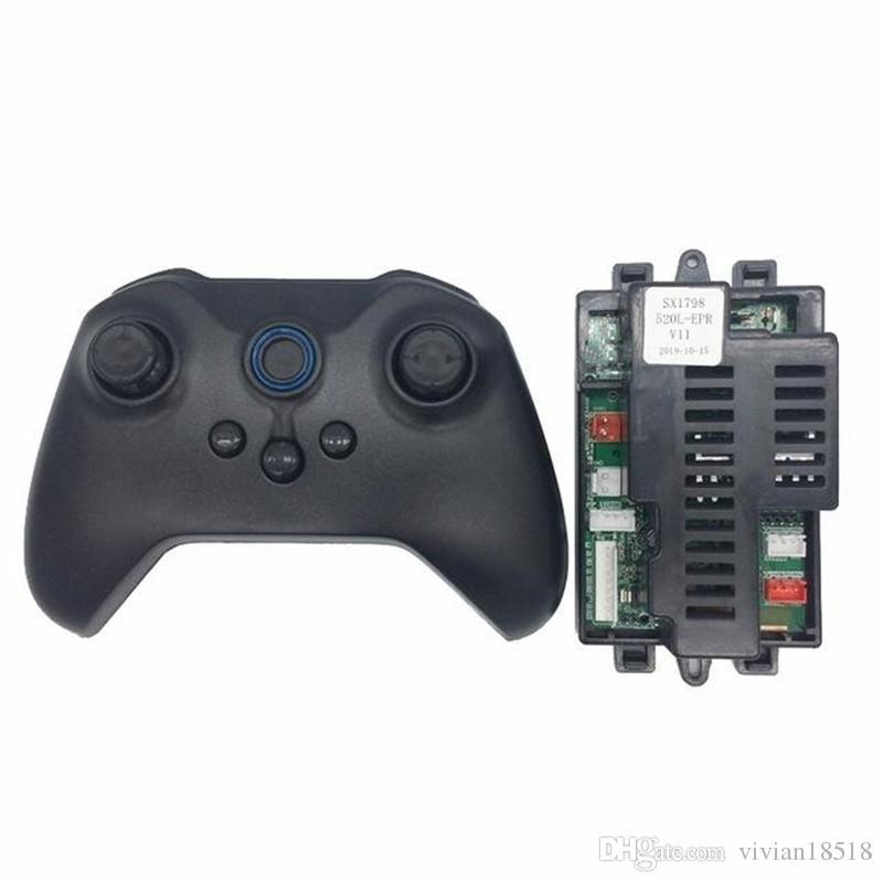 SX1798 Детский электромобиль Bluetooth пульт дистанционного управления и приемник, контроллер SX1718 для игрушечного автомобиля