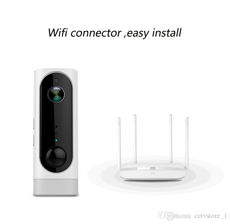 WIFI CCTV التطبيق الهاتف كاميرا إبعاد الأمن مراقبة المنزل IP شبكة مصغرة داخل كامارا