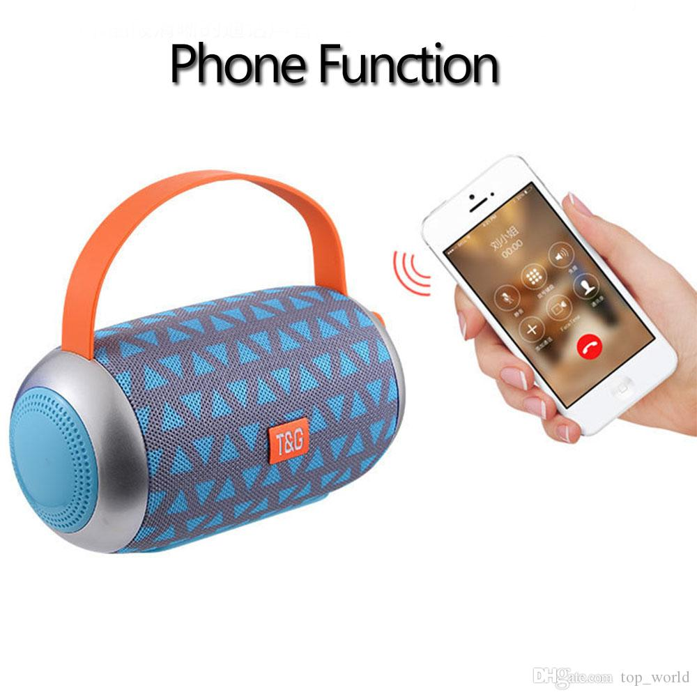 휴대용 블루투스 스피커 Bluedio 이어폰 무선 손 무료 MP3 Boombox 야외 스포츠 스피커