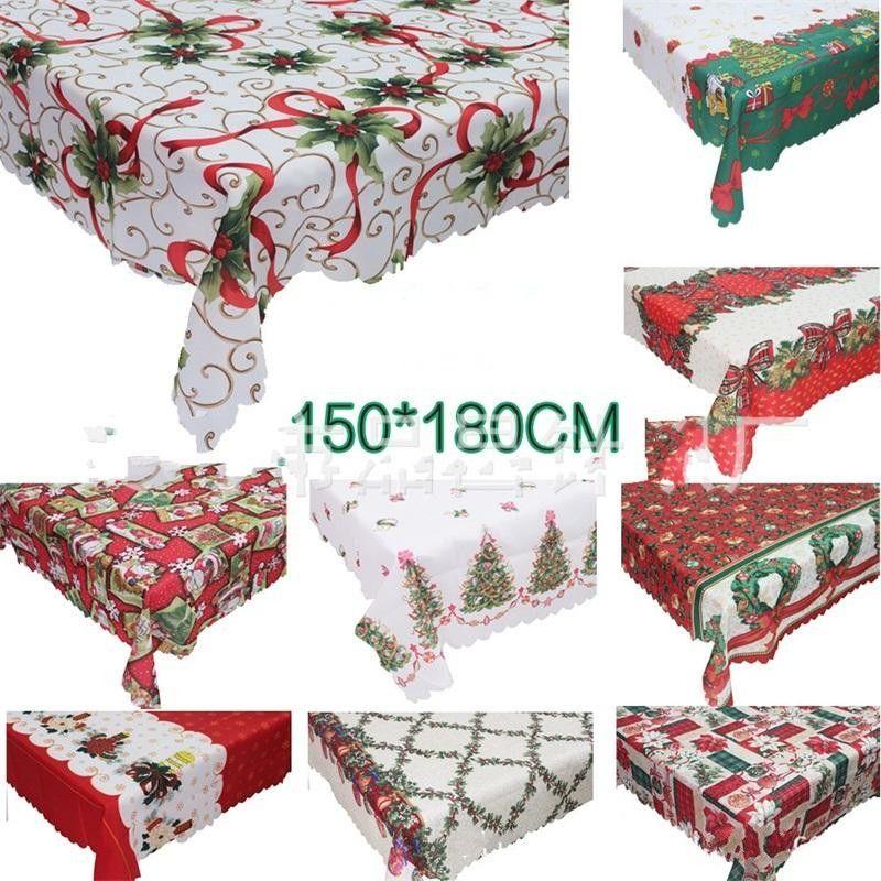 ديكور عيد الميلاد المجدول ديكور الإبداعي العديد من الموائد المفرشة القطن والكتان العصرية مصنع عداء الطاولات بيع مباشرة 14pc p19
