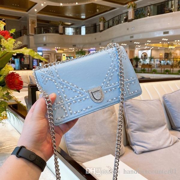 Dior Melhor mulheres couro Designer venda bolsa de ombro moda senhora bolsa de mulher bolsa de luxo bolsas bolsas de ombro saco corpo cruz