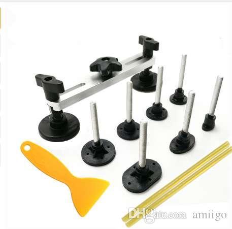 제거 Pops A Dent 더 나은 PDR 도구 Paintless Dent Repair 당겨 다리 전문 자동차 덴트 수리 도구