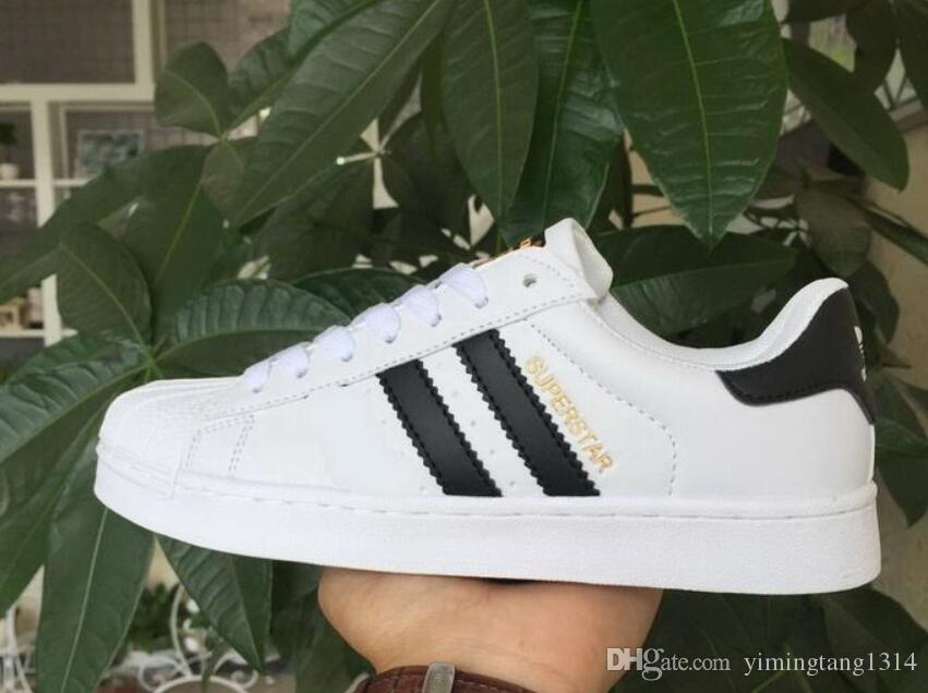 2019 alta calidad a estrenar zapatos stan moda snith sneakers casual PU hombres mujeres deporte casual zapatos para correr zapatillas clásicas pisos