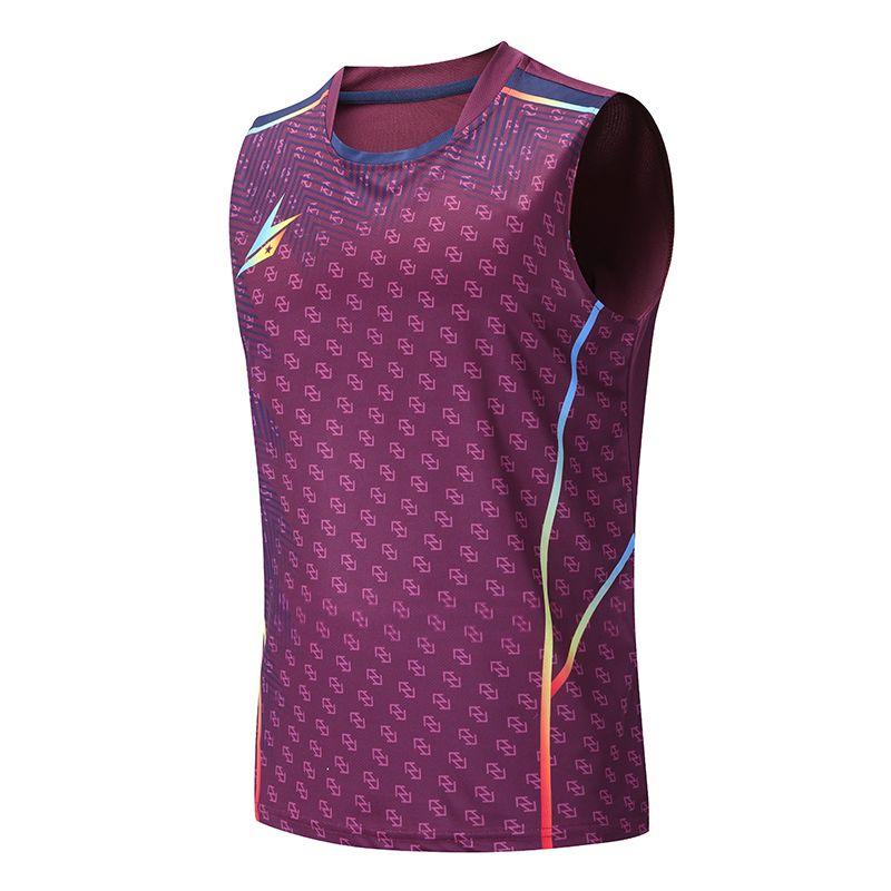 2018 قميص الريشة للرجال ، لين دان قمصان الريشة ، قميص رياضي للرجال 1805A