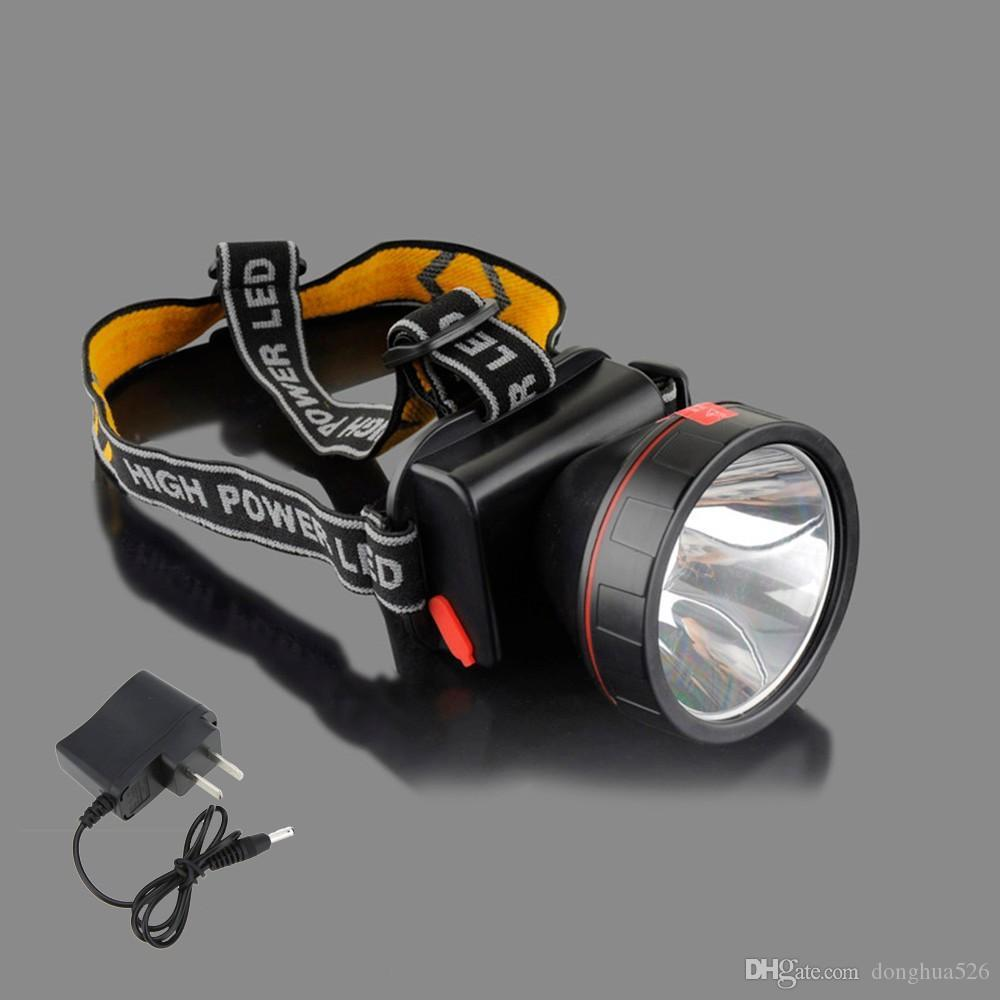 High Power led Headlight super bright long range Headlamp Head Torch Lamp light frontale lampe battery For fishing camping