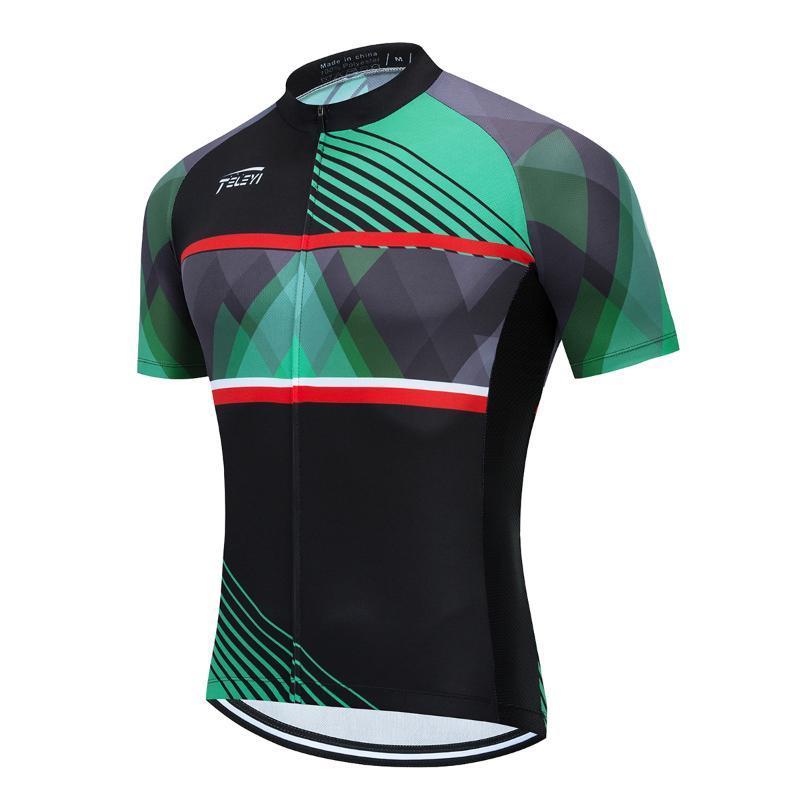 ciel rcc équipe Pro été Maillots vélo shirt Maillot cyclisme Ciclismo hommes Bicicleta sport Respirant